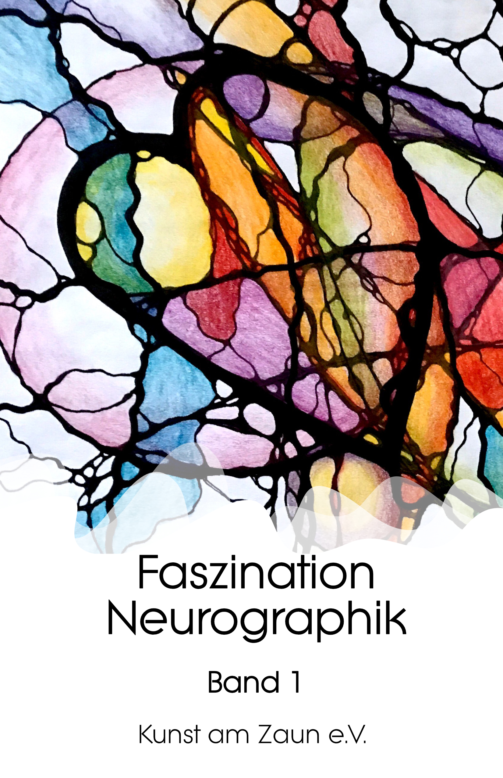 Buchcover Faszination Neurographik