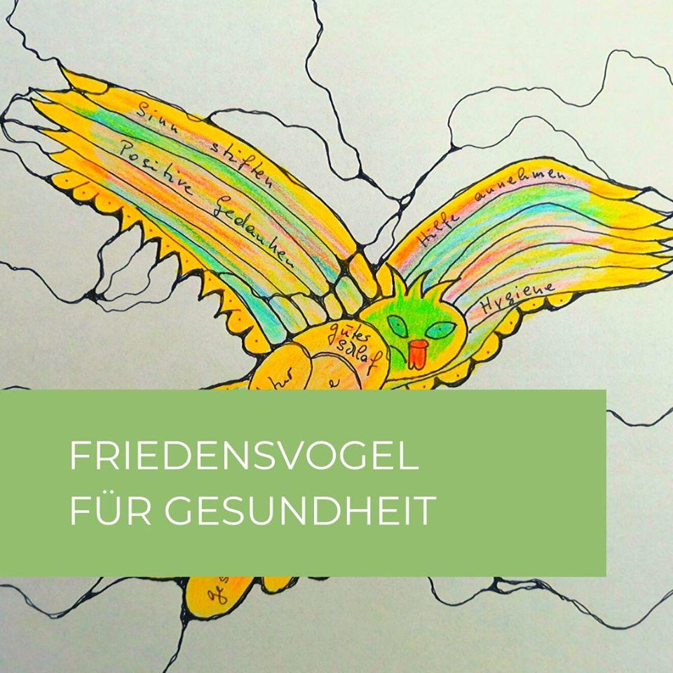 Webinar Friedensvogel für Gesundheit