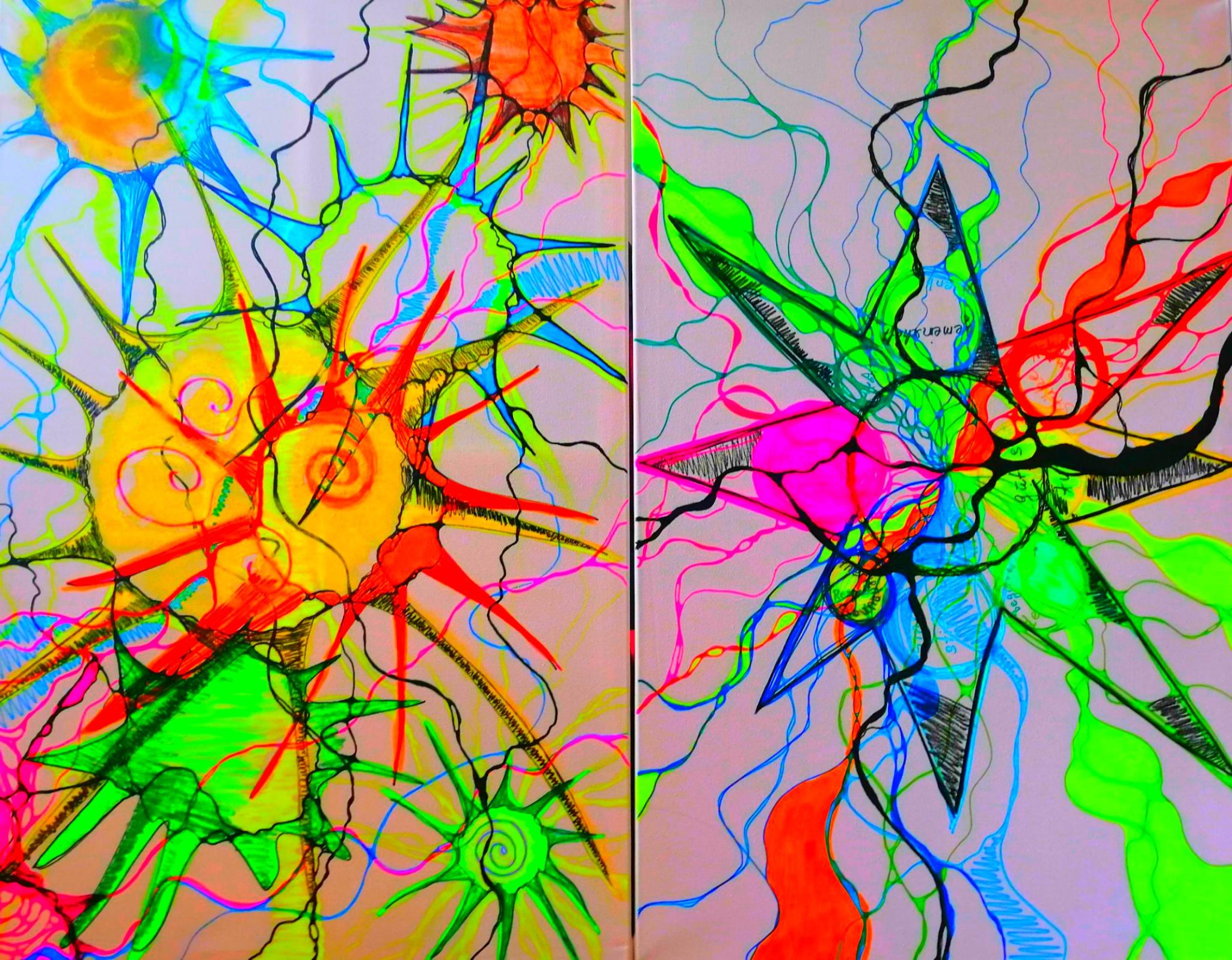 Neurographik Modul Ziel Weg Ergebnis