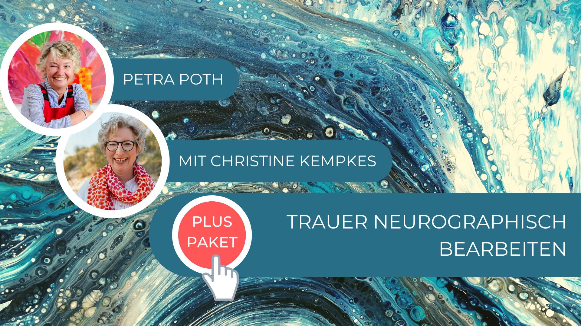 Trauer neurographisch bearbeiten - Webinar